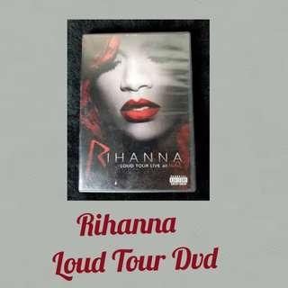 Rihanna Loud Tour DVD