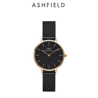 Daniel Wellington petite black ashfield