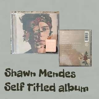 Shawn Mendes Self Titled Album