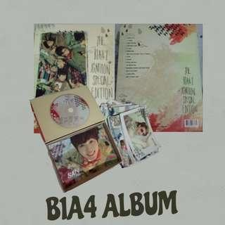 B1A4 LIMITED EDITION ALBUM