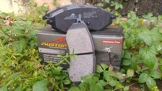 Proton BLM & Savvy Mustop Ceramic Brake Pad