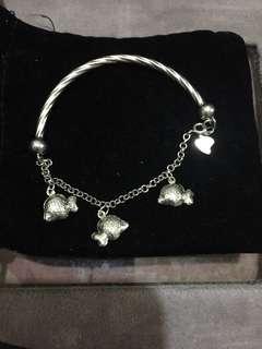 Half bangle bracelet 92.5