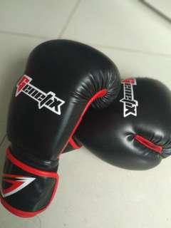 Genetix gloves 10oz