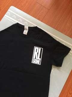 RL GRIME EDM BLACK T-SHIRT SIZE SMALL