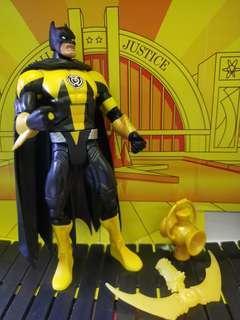 batman 黄燈蝙蝠俠DCU (送黄灯)