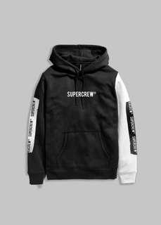 100% ori supercrew special edition statement hoodie #shero
