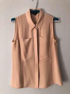 Cue Lilac blouse
