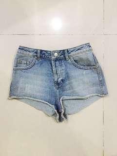 Topshop Jeans Hotpants
