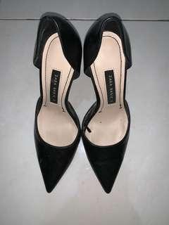 Zara Heels / Brown High Heels