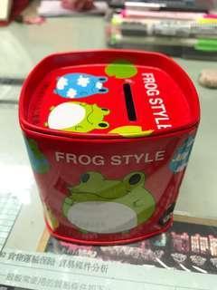 開運青蛙存錢桶