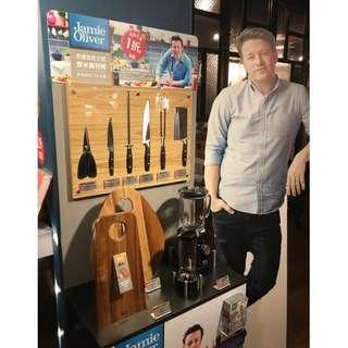 Jamie Oliver 傑米奧利佛 西式廚刀