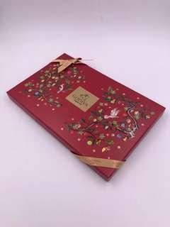 GODIVA Holiday Chocolate Carré Gift Box 15pcs (原價$225)Best Before 21/12/2019