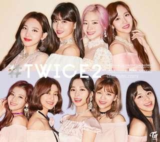 WTB / LF TWICE #TWICE 2 & Red Velvet Cookie Jar unsealed album