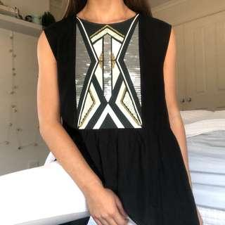 sass and bide // top