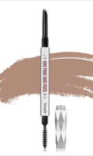 🚚 benefit goofproof eyebrow pencil