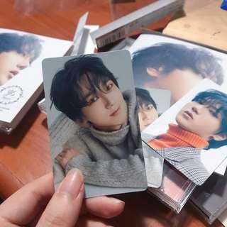 yesung y's story super junior japanese jp album preorder benefit planner photocard trade sell