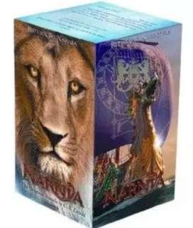 The Chronicles of Narnia 1-7