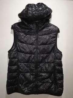 Uniqlo Ultralight down parka puffer vest jacket