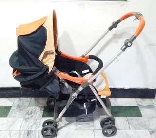 Stroller 2 way combi