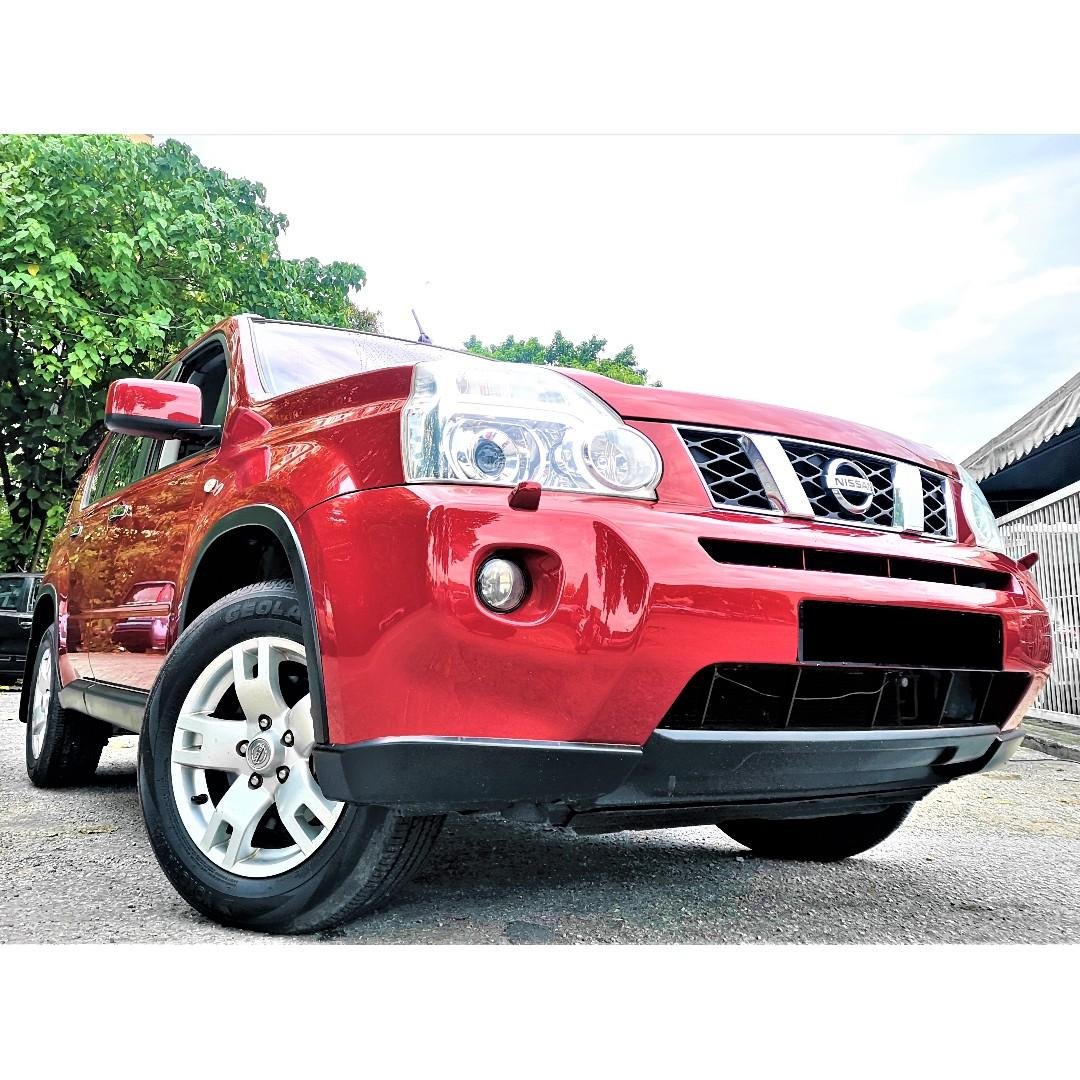 2011 Nissan X-Trail 2.0 [1 OWNER][LIKE NEW][TIP TOP CONDITION][PROMO] 11