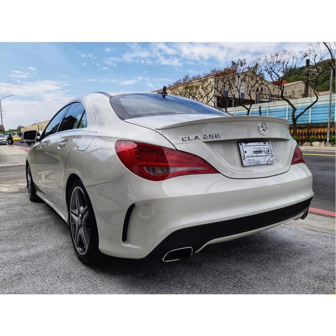 【2015 CLA250 AMG】 車測完畢 可線上看CARFAX報告