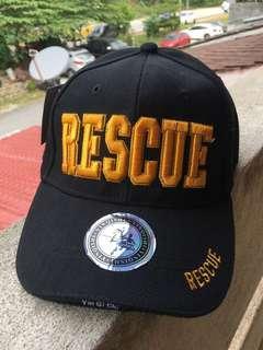 Rescue Cap Silver Knight
