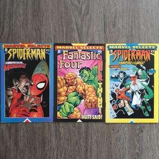Marvel Selects Comics