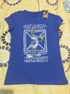 Looney tunes bugs bunny shirt