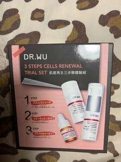 DR.WU 肌底再生三步驟體驗組