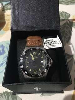 Jam fossil preloved / second