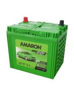 Amaron Car battery NS40 (maintenance free)