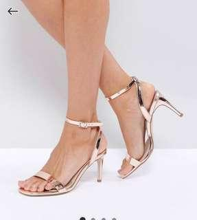 [RESERVED]ASOS Hideaway Heeled Sandals