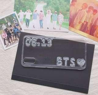 BTS Customize 3D Word Phone Case