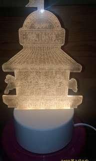 🚚 小夜燈