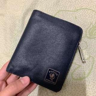 Porter 皮夾 短夾 錢包 買就送袋子