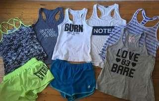 Sports Workout bundle