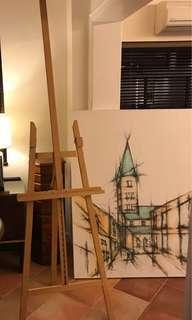 New Original Chinnery Easel