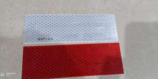 DOT-C2 Reflectorized Sticker by 3M (2 for 100)