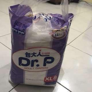 Adult diapers popok orang tua popok dewasa mr. p