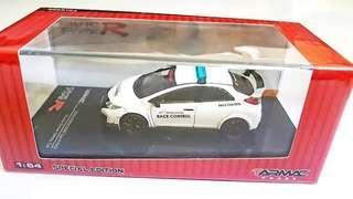 Tarmac Works Honda Civic Type R FK2 Suzuka Circuit Race control