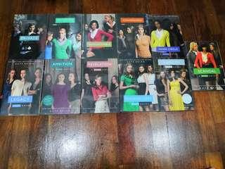 WTS PRIVATE SERIES BY KATE BRIAN