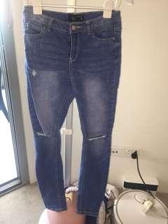 Jay Jays ripped jeans