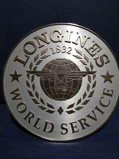LONGINES Signage