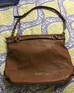 BeanPole leather Bag