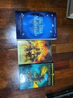 WTS FICTION BOOKS FOR SALE