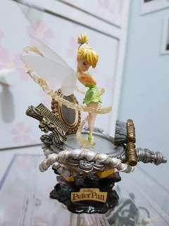絕版 超罕有 迪士尼 小仙子 小飛俠  Disney Peter Pan Formation Arts Figure Tinker Bell