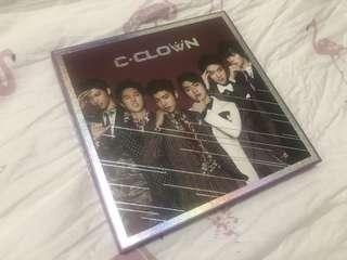 🚚 C-CLOWN第三張迷你專輯「Shaking Heatr」