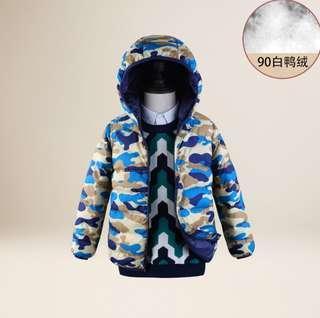 Taga Ultra light down puffer jacket