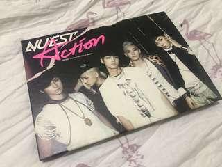 🚚 NU'EST第一張迷你專輯「ACTION」