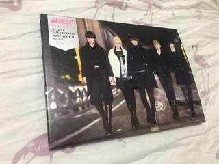 🚚 NU'EST第二張迷你專輯「Hello여보세요」